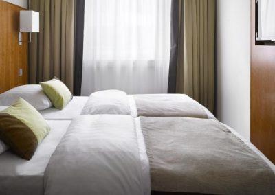 KK+K Hotel am Harras Muenchen Klassik Doppelzimmer