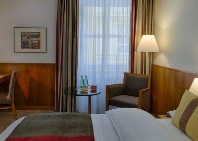 K + K Hotel Maria Theresia Wien Klassik Zimmer