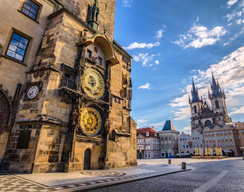 City Center Prague