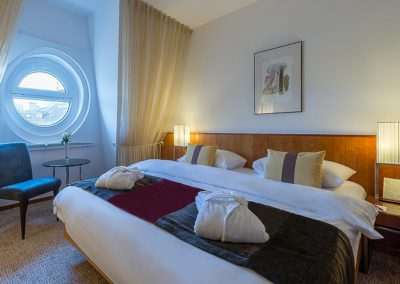 K+K Hotel Opera Budapest Suite