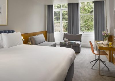K+K Hotel George Kensington London Superior Zimmer