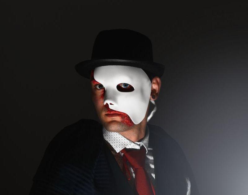 London theatre - Phantom of the Opera
